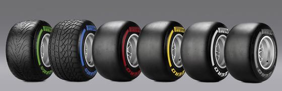 F1入門】F1のタイヤに関するあれ...