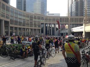 都内一周ライドが超楽しい 東京シティサイクリング2013