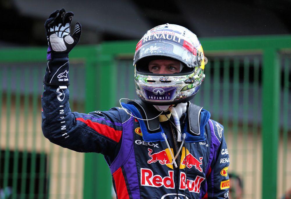 2013年F1GP総括 - ベッテル圧勝