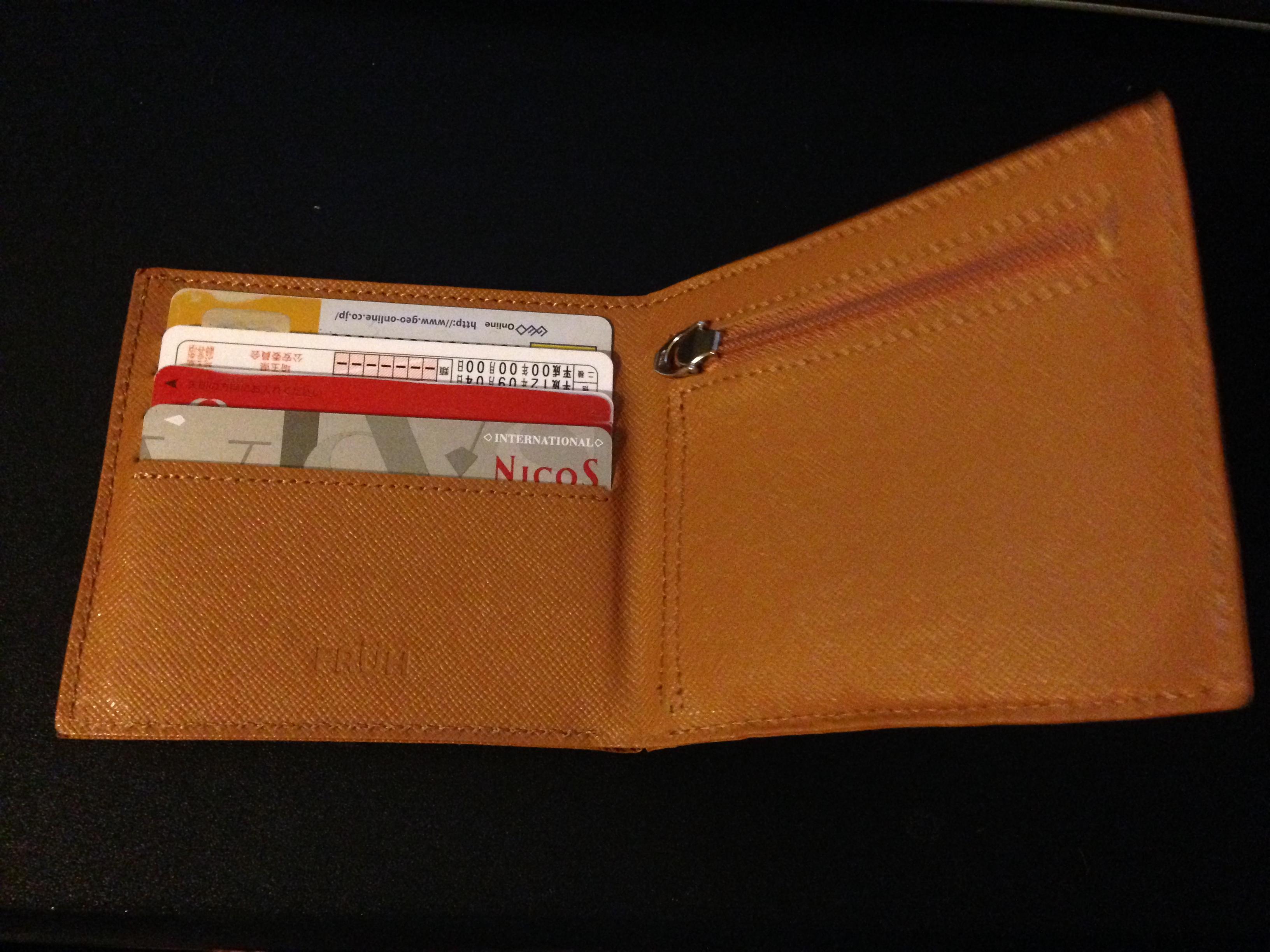「薄い財布」を使い始めたら大変良いのでオススメ