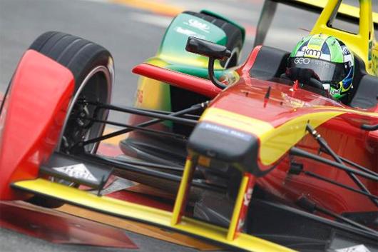 フォーミュラE開幕! 第1戦北京GPを見て。