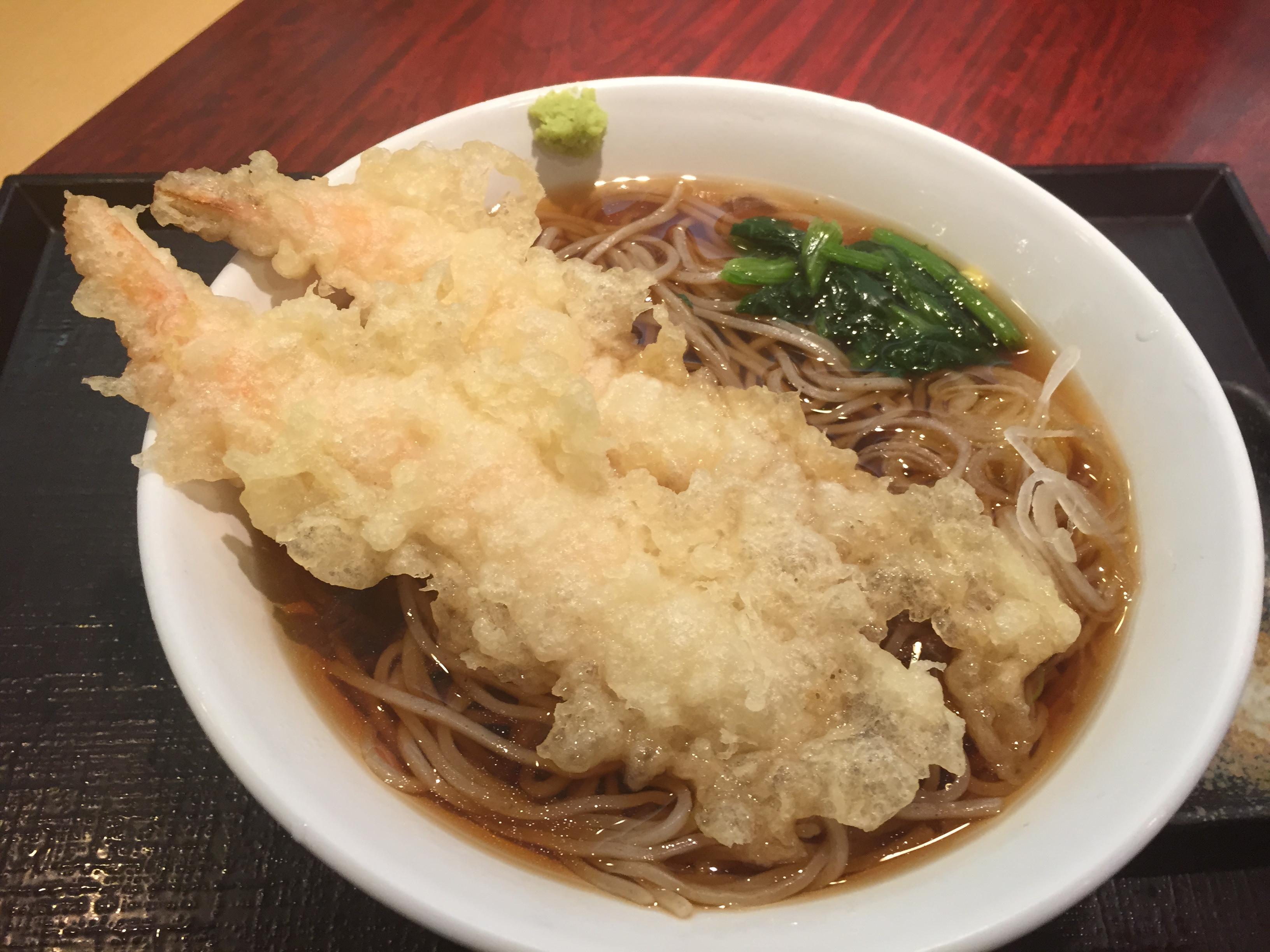 新宿で絶対に食べるべき立ち食い蕎麦 3店