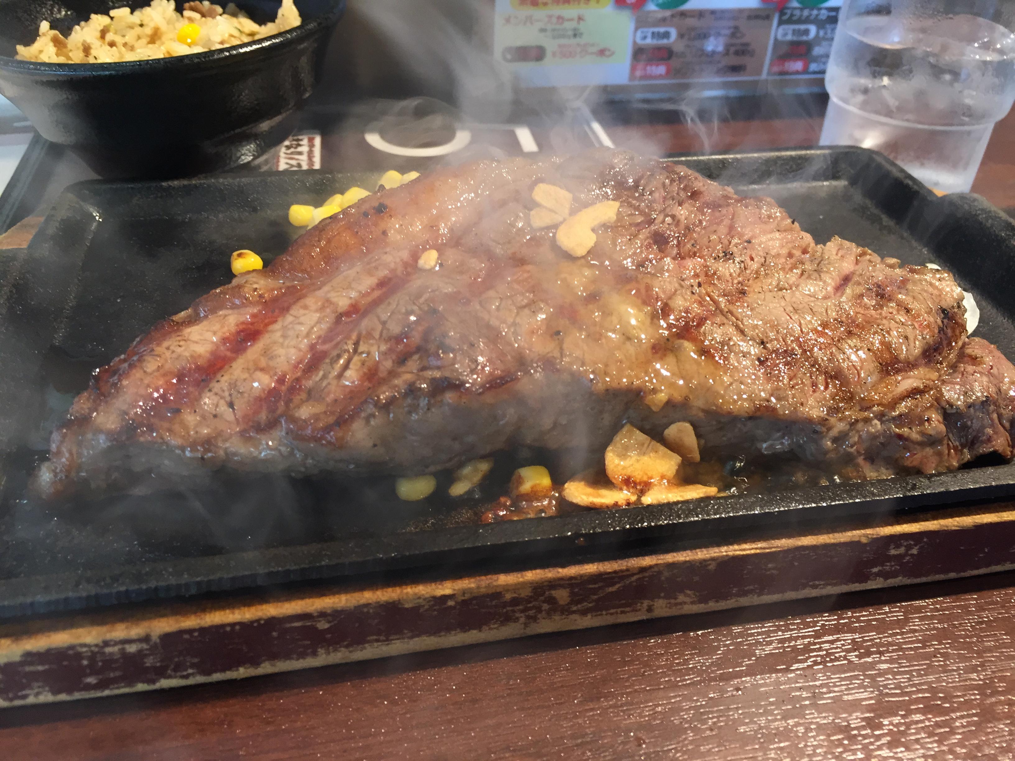 いきなりステーキの肉食エンタテイメントに飲食の今を学ぶ