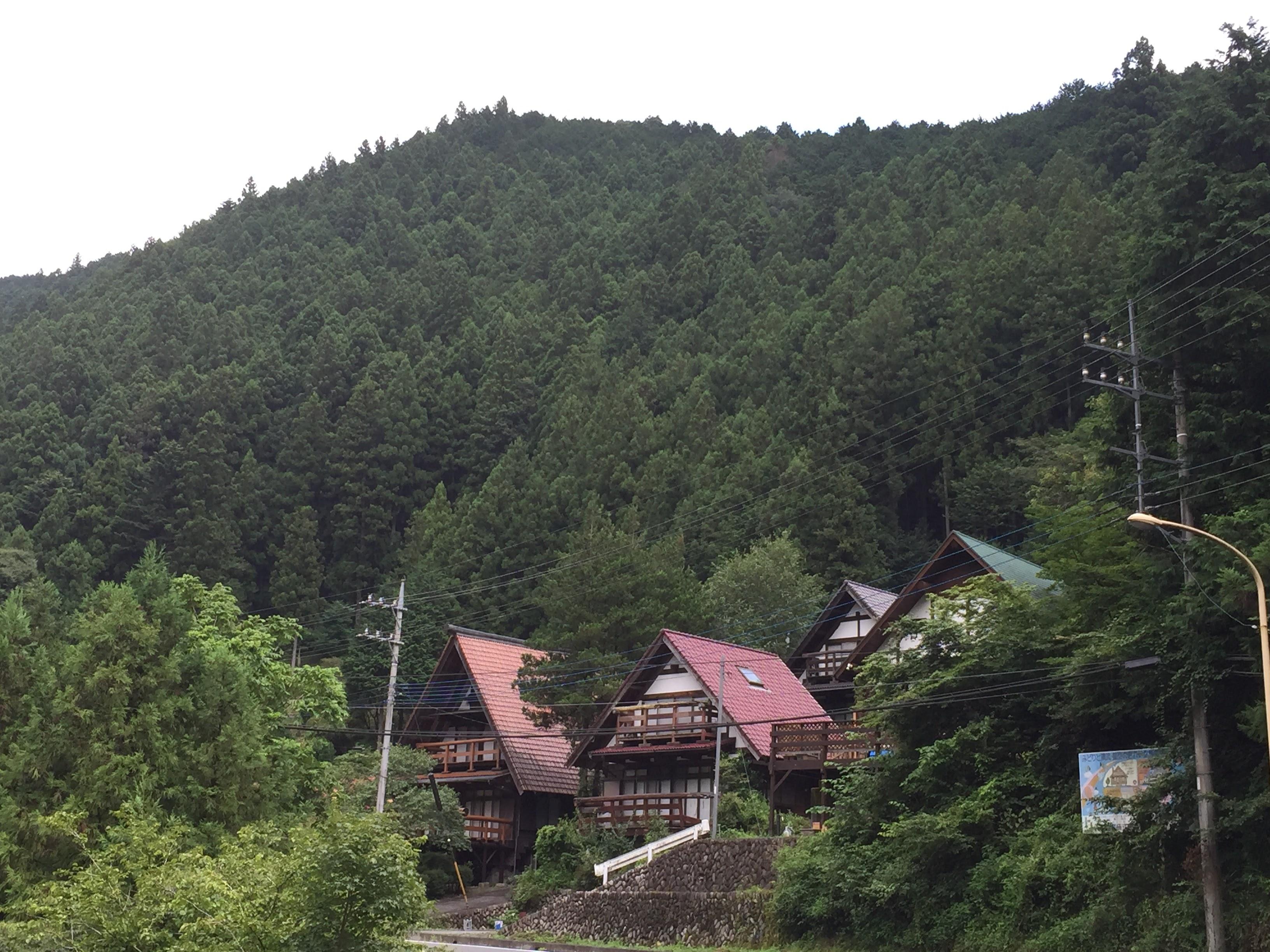 【チャリ旅】飯能~秩父~行田(100km) 山伏峠を走る