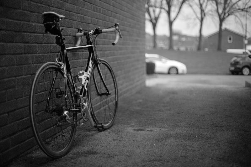 私的自転車考 - 自転車を守る鍵について