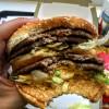 「ギガビックマック」を食って、マクドナルドを思う。