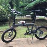 折りたたみ自転車 Dahon Horizeを買った