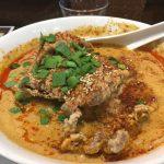西川口の担々麺「永吉」がヤバイ、って思ったよね。