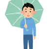 21世紀にもなってなぜまだ長い傘を使いますか?折り畳み傘常用は捗るよ?