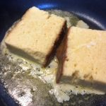 トロットロのフレンチトーストが食べたいので即錬成する。